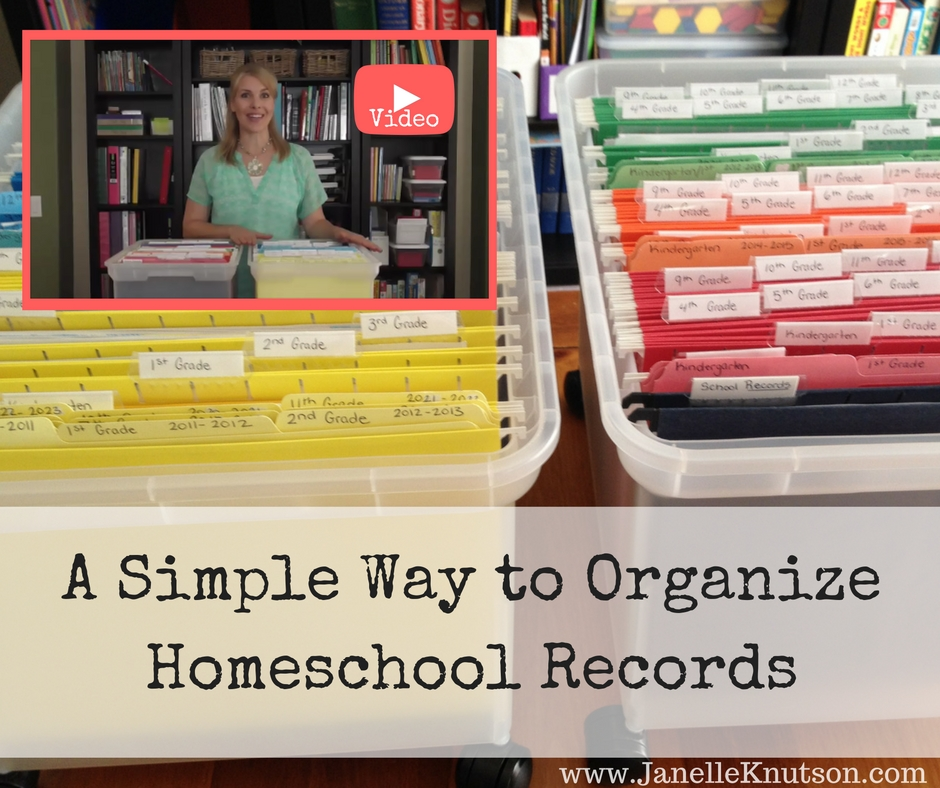 Private Homeschool Requirements - Janelle Knutson